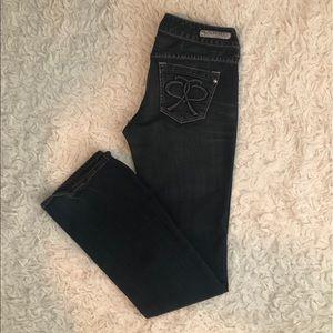 Express Boot Cut Stella Jeans Size 2R